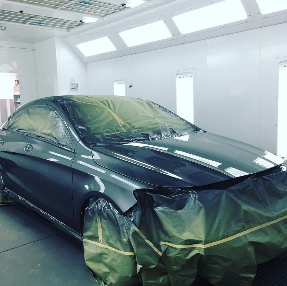 Car Body Repair Panel Beating Garage Nairobi Donholm