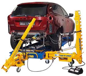 Car Chassis alignment garage Nairobi Kenya